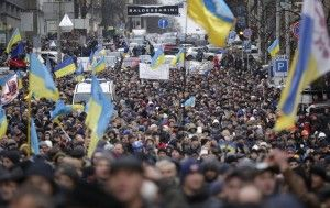 Украина: страхование ущерба в случае революции