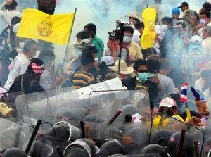 Оппозиционеры в Таиланде выдвинули ультиматум