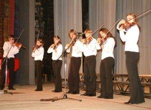 Детская филармония «Ровесник» — в городе Луганске пройдёт концерт по случаю юбилея