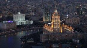 Обе столицы России попали в сотню популярных туристических городов