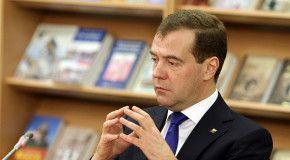 Медведев о ЕГЭ: в 2015 году экзамен сдают 715 тысяч человек