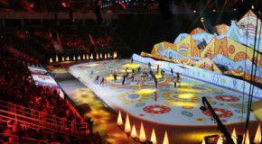 В Сочи отметили годовщину Олимпиады