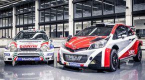 «Toyota» планирует вновь участвовать в чемпионате мира по авторалли