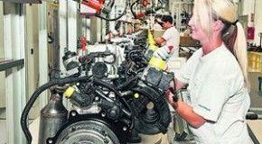 Volkswagen теперь выпускает двигатели в России