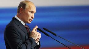 Путин рассказал о независимости внешней политики России