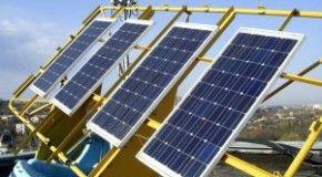 Российские ученые изобрели новый метод изготовления солнечных батарей