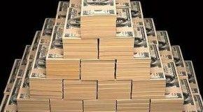 Кабмин подал законопроект о финансовых пирамидах