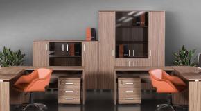 Современная офисная мебель от магазина Антураж