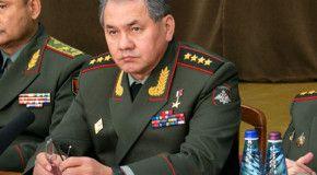 Шойгу рассказал о развитии военной медицины