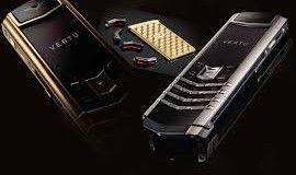 Мобильный телефон Vertu придаёт солидности стилю