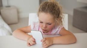 69% дошкольников уже знакомы с гаджетами