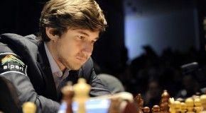 Сборная России по шахматам опережает команду Китая