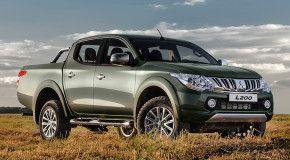 Новый пикап от Mitsubishi уже в России