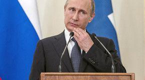 Путин о степени вовлечения в сирийский конфликт России