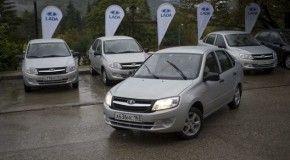 Каждая третья машина в РФ — «Лада»