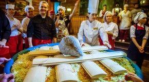 Повара из Новгорода установили кулинарный рекорд