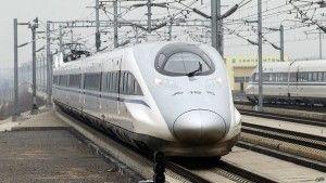 КНР и Россия строить поезда
