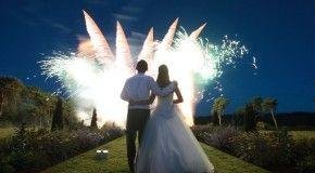 Мир свадебных фейерверков