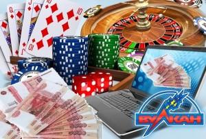 казино клуб Вулкан