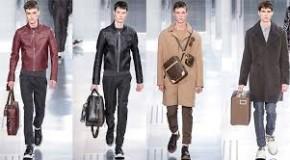 Модные сумки для мужчин