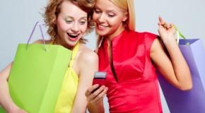 Женщины стали больше делать покупок в интернете