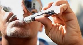 Россияне начали переходить на электронные сигареты
