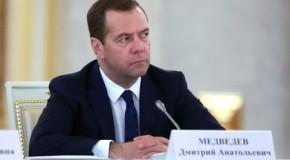 Медведев подтвердил, что против России развёрнута торговая война