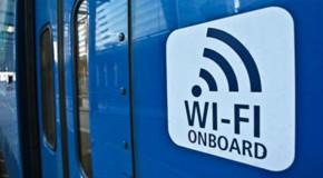 Укрзализныця запустит Wi-Fi в своих поездах