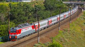 Чартерный поезд будет курсировать в Сочи