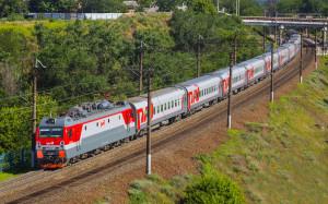 Чартерный поезд в Сочи