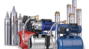 Выбор насосного оборудования