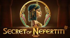 Игровой автомат Secret of Nefertiti заставить поверить в удачу