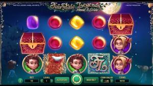 игровой автомат Fairytale Legends