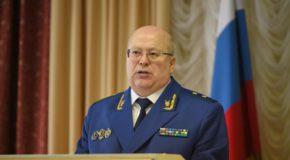 Незамеченное ДТП чувашского прокурора