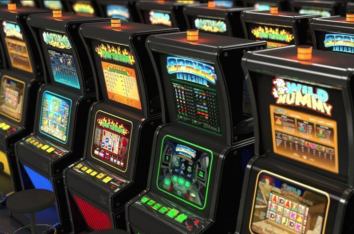 Игровые автоматы Книга Ра