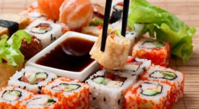 Где заказать суши в Киеве?