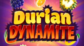 Durian Dynamite – классический слот на любимую многими фруктовую тематику